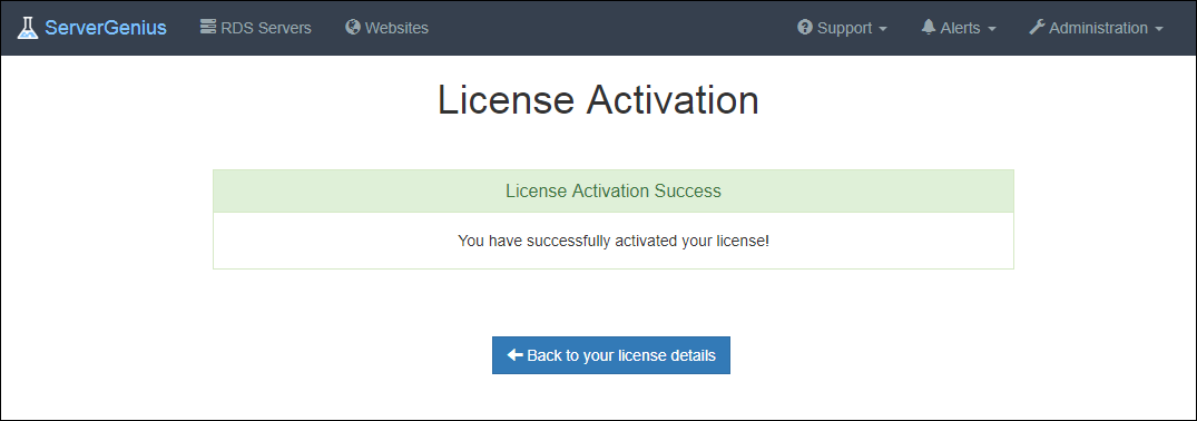 License Screenshot 3